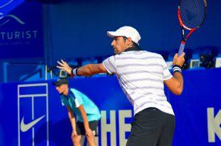 Jeremy Chardy. Foto: Alex Theodoridis/Tennisportalen