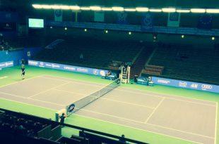 Kungliga tennishallen Foto: Alex Theodoridis/Tennisportalen