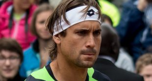David Ferrer. Photo: Yann Caradec - https://flic.kr/p/exfnYf - CC BY-SA 2.0)