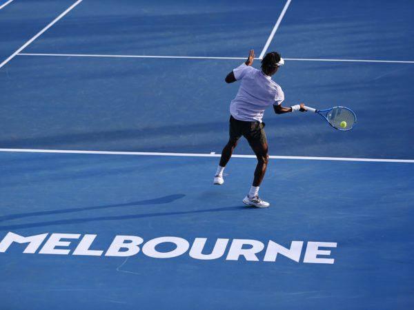 Mikael Ymer, Australian Open 2020
