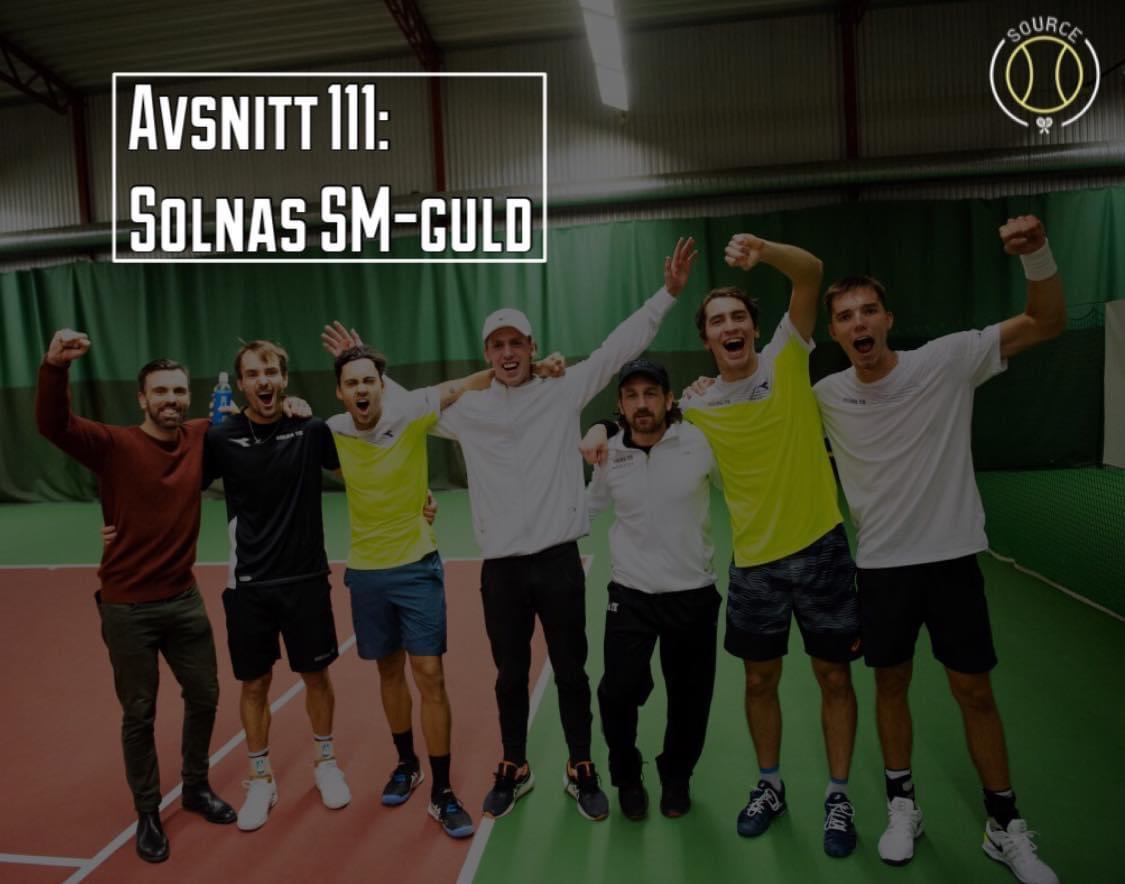 Avsnitt 111: Solnas SM-guld