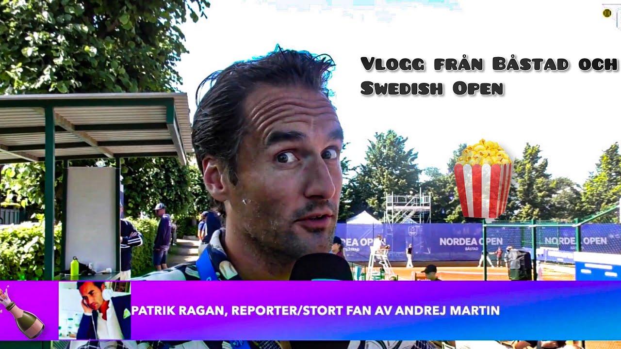 TV: VLOGG från Båstad och Swedish Open *Popcorn*